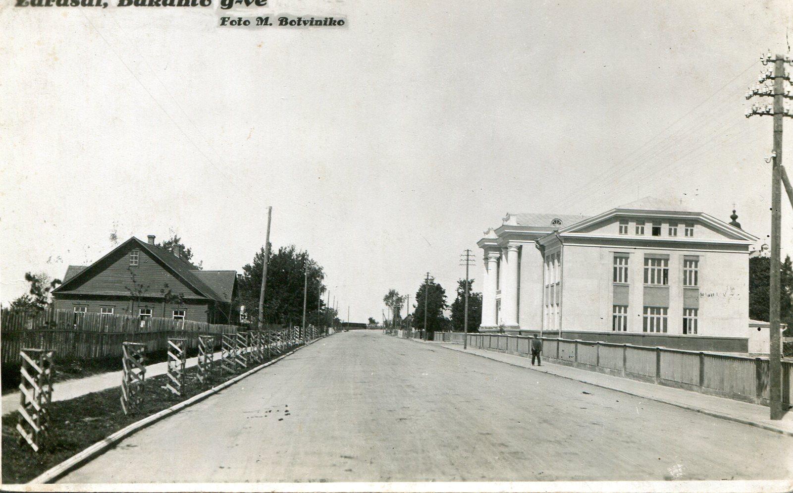 Bukonto g. 1935. M.B.